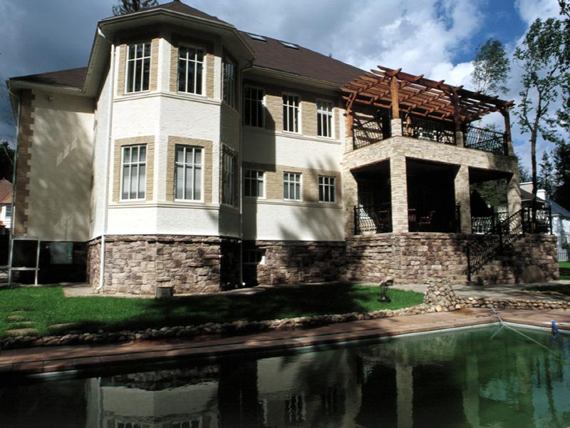 Планировка дома 8 на 12: одноэтажный, двухэтажный, проекты