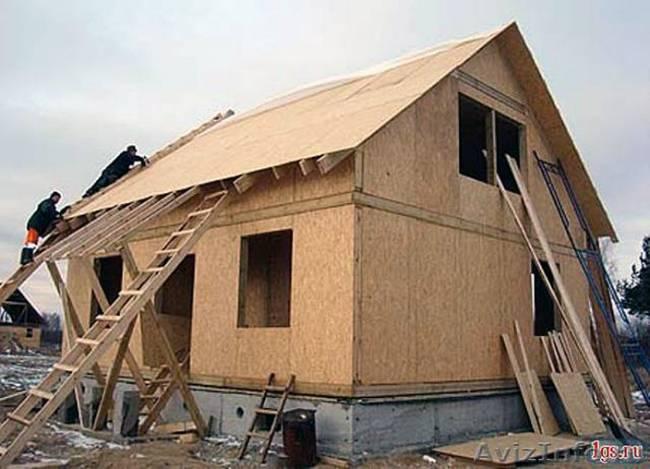дом из панелей своими руками видео