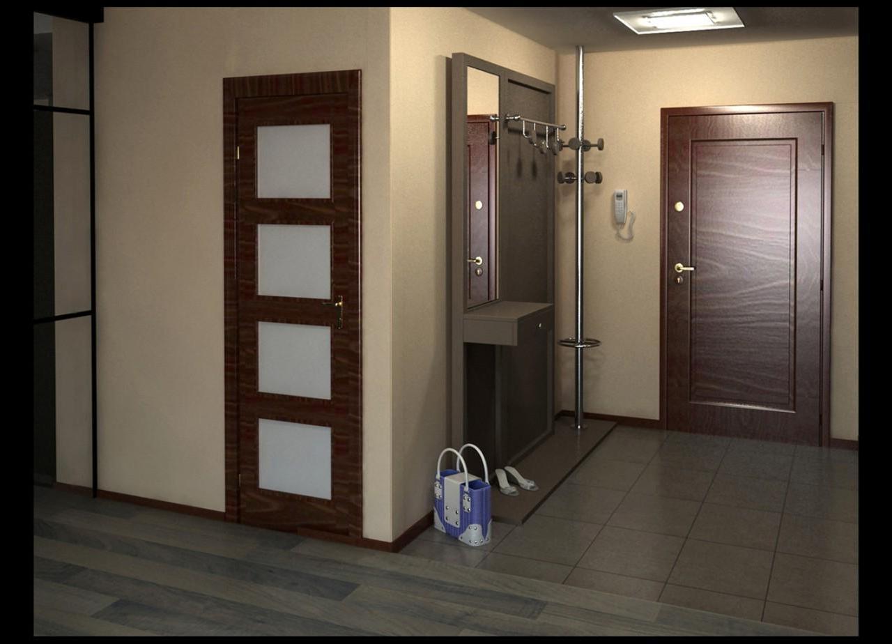 Интерьер коридоров в доме